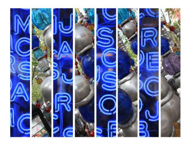 Blue-comedie - photographie Paris New York