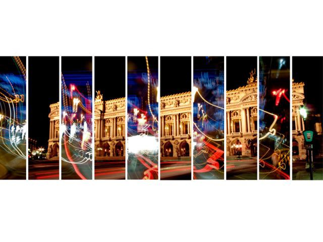 Light Opéra - photographie Paris New York