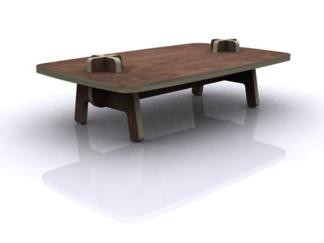 Massif Table - L'Edito