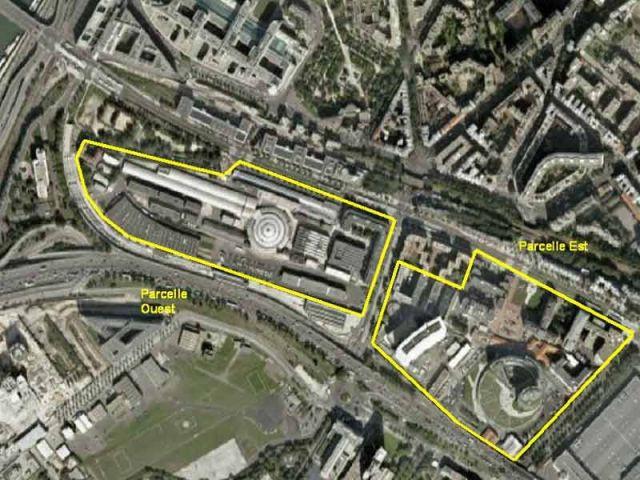 16,5 hectares pour rassembler 10.000 personnes - ministère défense balard