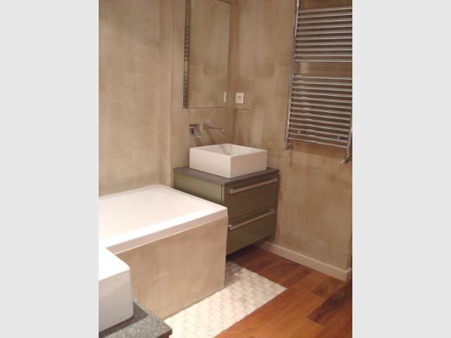 Deux vasques - Salle de bains