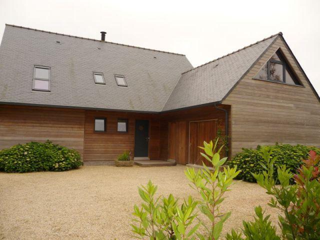 Maison bretonne - Reportage maison bois