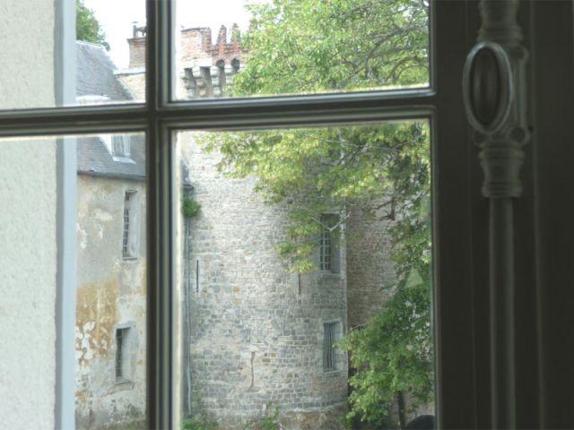 fenêtre maison Cocteau