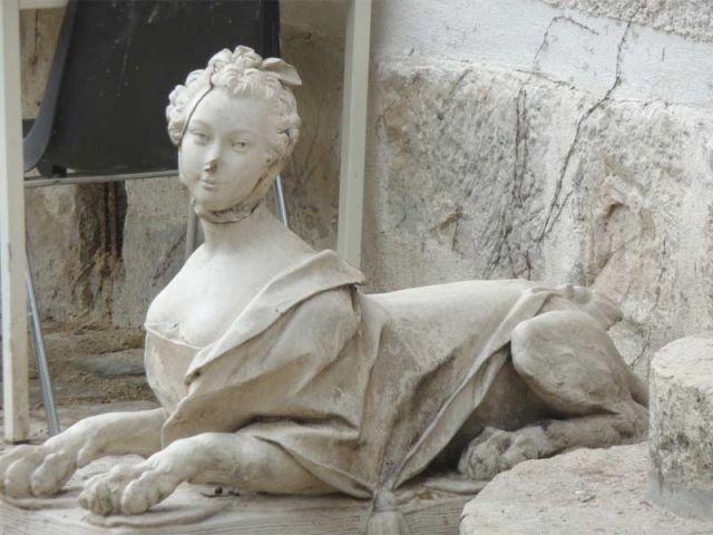 Sphinx Cocteau