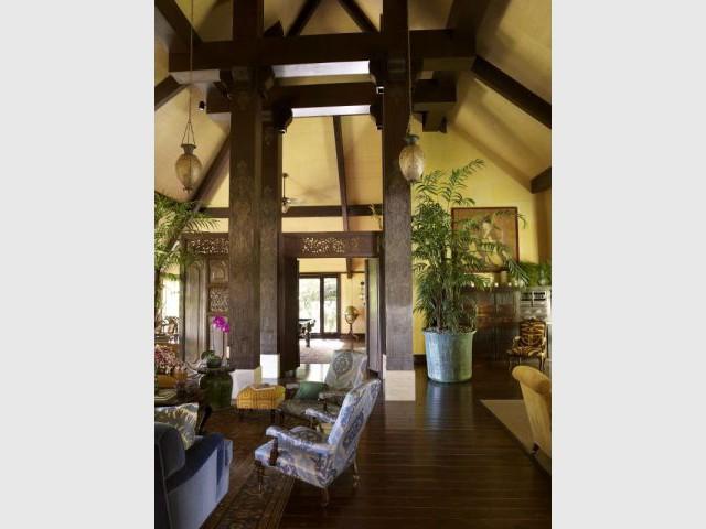 Chez Cheryl Tiegs... - Martyn Lawrence-Bullard Design