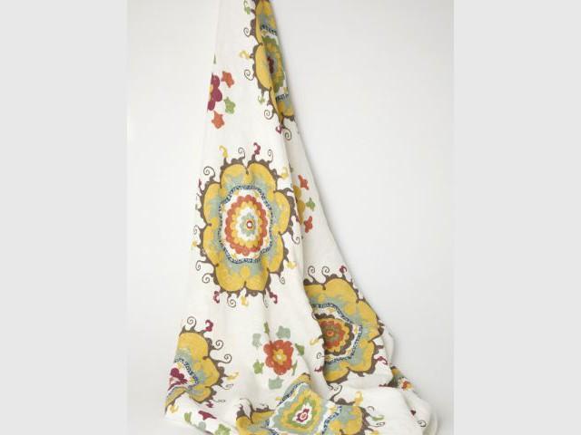 Tissu Sultans - Martyn Lawrence-Bullard Design