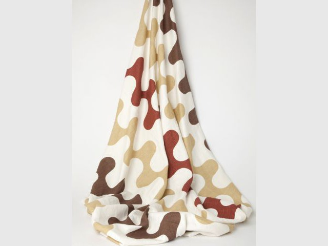 Tissu Majorelle - Martyn Lawrence-Bullard Design