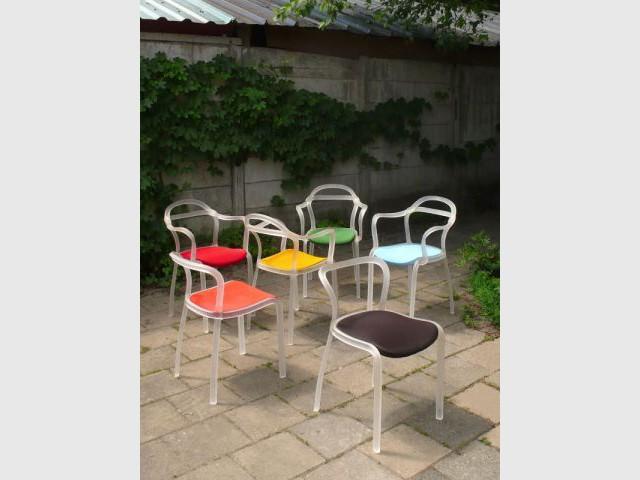Sealed Chair - Design Parade 2010 - villa Noailles