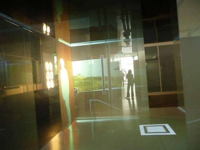Ambiance loft - pavillon des metamoprhoses