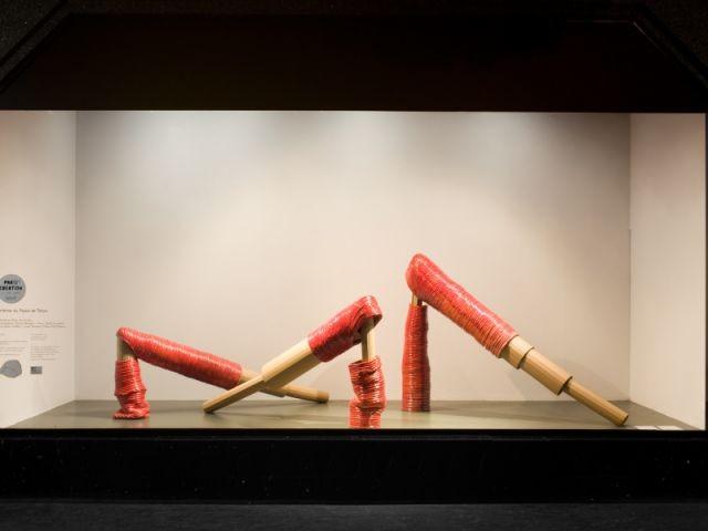 Vitrine Palais de Tokyo - Paris & Création 2010