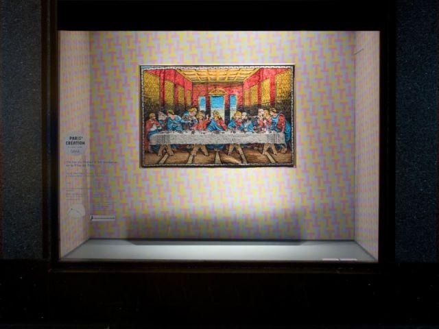 Vitrine musée d'Art Moderne - Paris & Création 2010