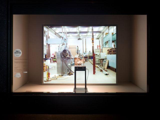 Vitrine Lieu du Design - Paris & Création 2010
