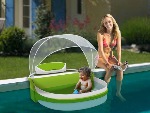 Aqually - accessoires piscine