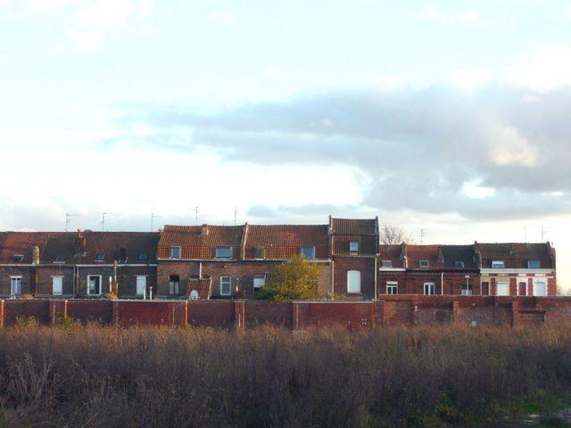 Maisons rue de la Tossée - projet Stephenson