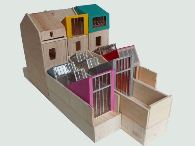Maisons rénovées - projet Stephenson