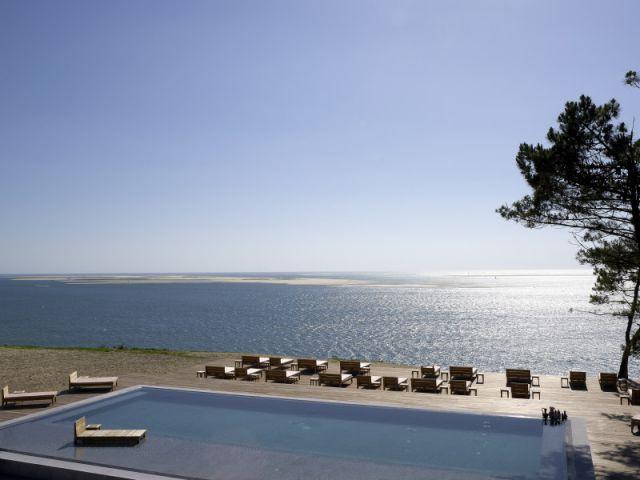 Terrasse & piscine - La Co(o)rniche