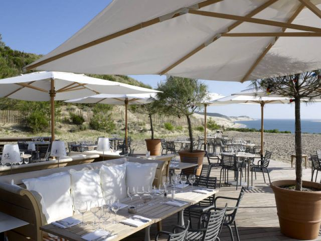 Ambiance lounge - La Co(o)rniche