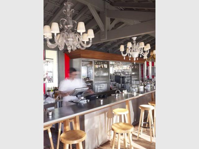 Le bar - La Co(o)rniche