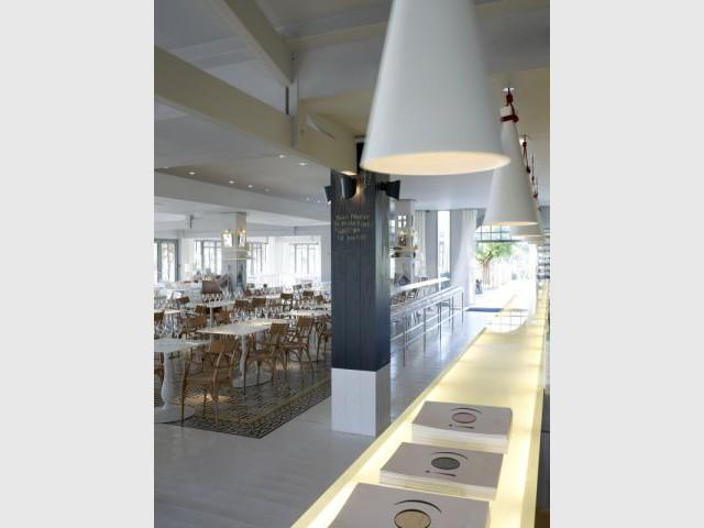 Le restaurant - La Co(o)rniche
