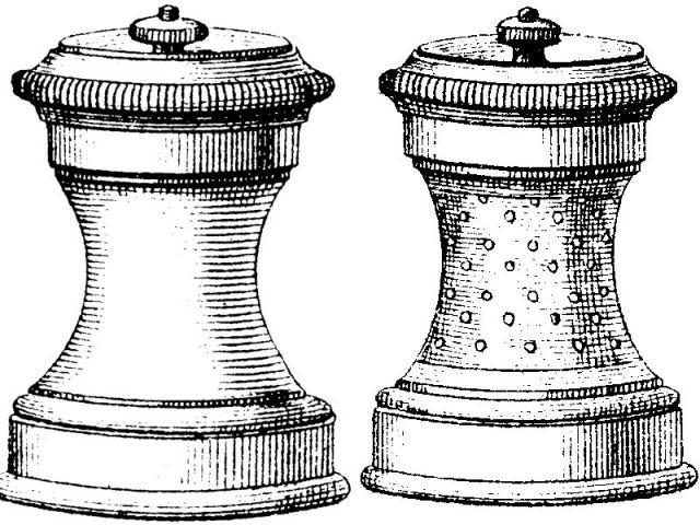 1874 : Premier moulin à poivre - Peugeot