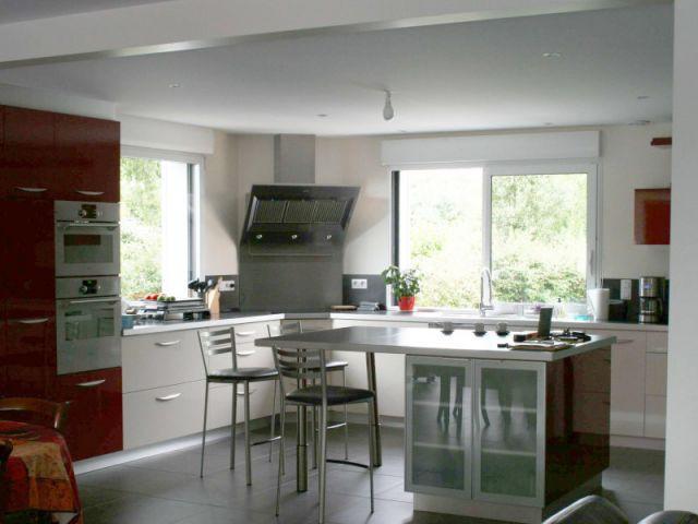 Cuisine après - Atelier Fromont Architecture Conseils et Associés