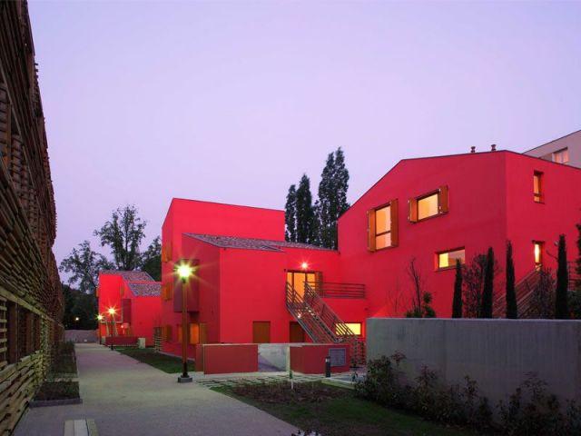 Une micro-opération urbaine - construction neuve