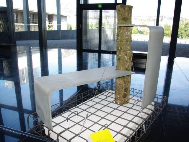 Arbre à table - Béton & Design