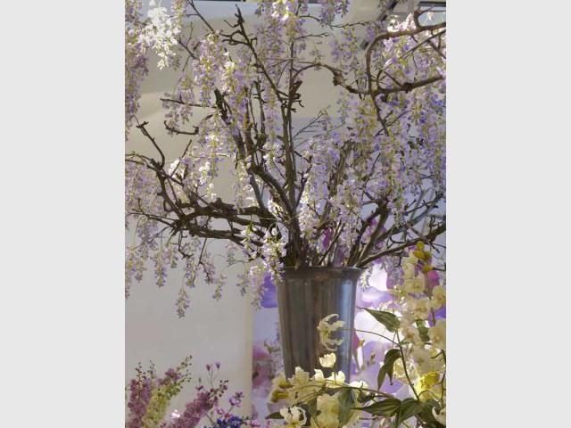 """Découverte secteur """"Floral, fête et bougies"""" - Maison et objet 2010"""