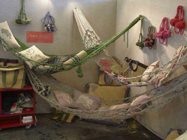 """Découverte """"Textile"""" - Maison et objet 2010"""