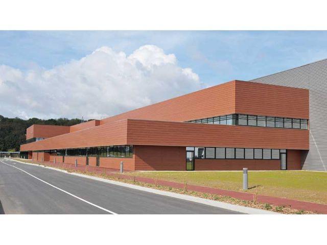 architecture postale Bois d'Arcy