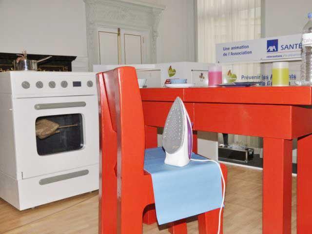 les accidents de la vie courante ne sont pas une fatalit. Black Bedroom Furniture Sets. Home Design Ideas
