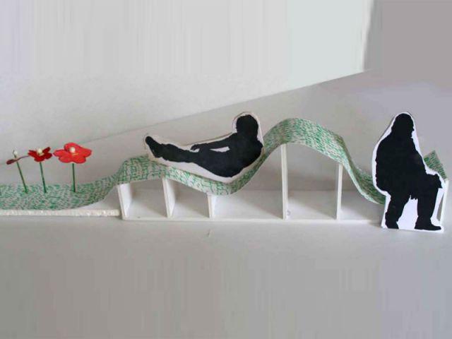 Banc - design meuble enfant