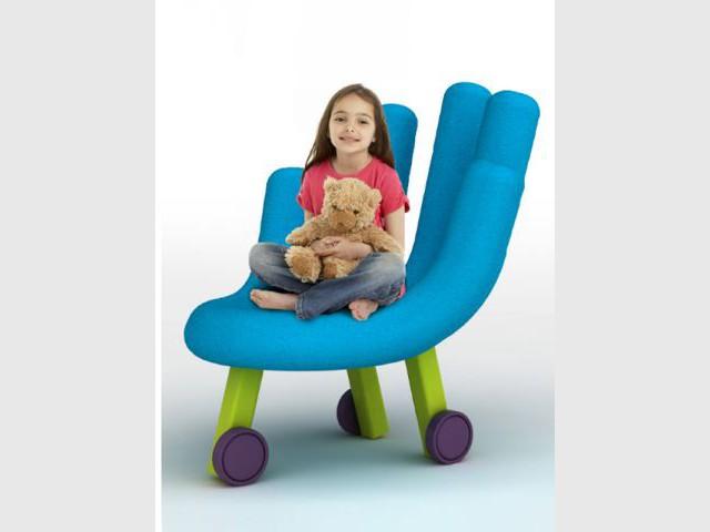 Assise - design meuble enfant