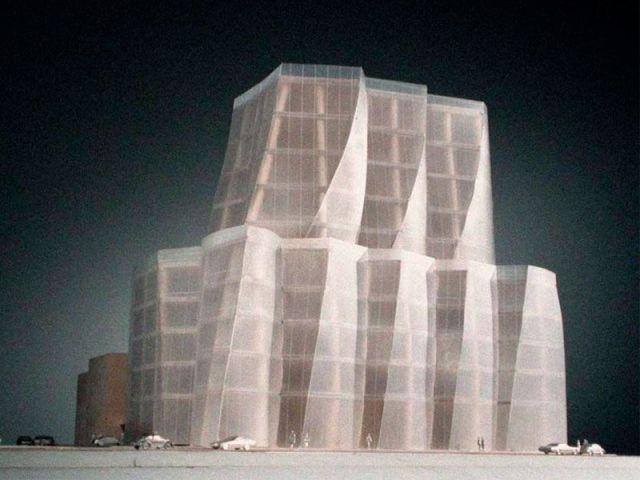 immeuble de bureaux à NY