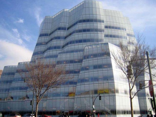 Immeuble de bureaux construit pour Interactive Cor