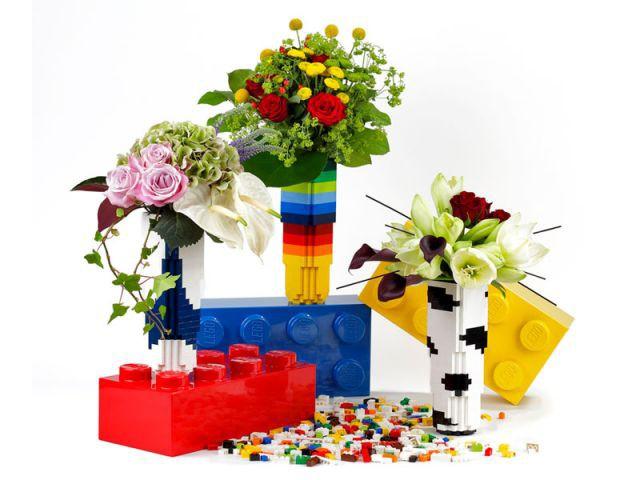 vases LEGO