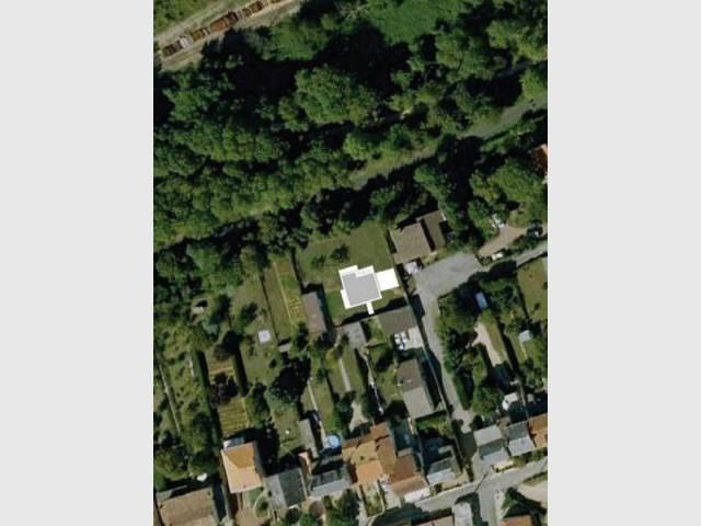 Terrain - maison 10x10