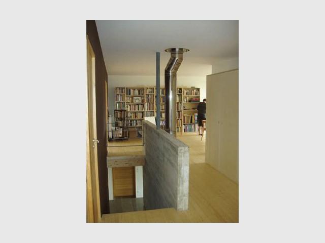 Mezzanine - maison 10x10
