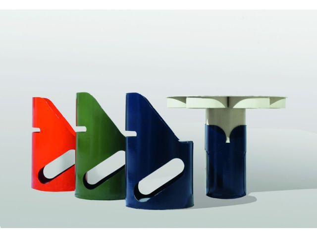 Chaises et table Jean-Louis Avril