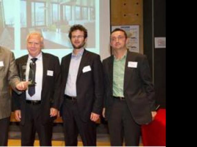 Construction neuve - Trophées lecteurs Batiactu - trophées 2010