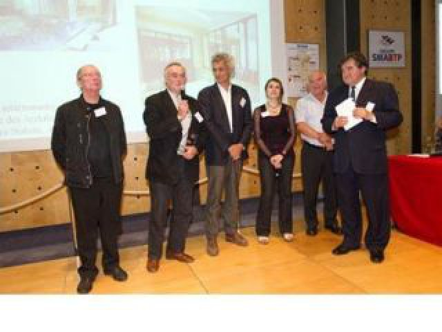 Rénovation - Bâtiments tertiaires - trophées 2010