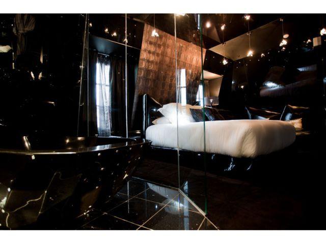 Diamant noir - hôtel Seven
