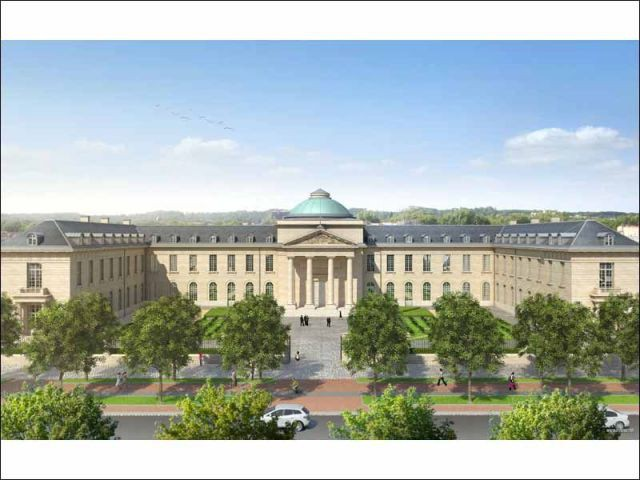 hôpital Royal Richaud Versailles