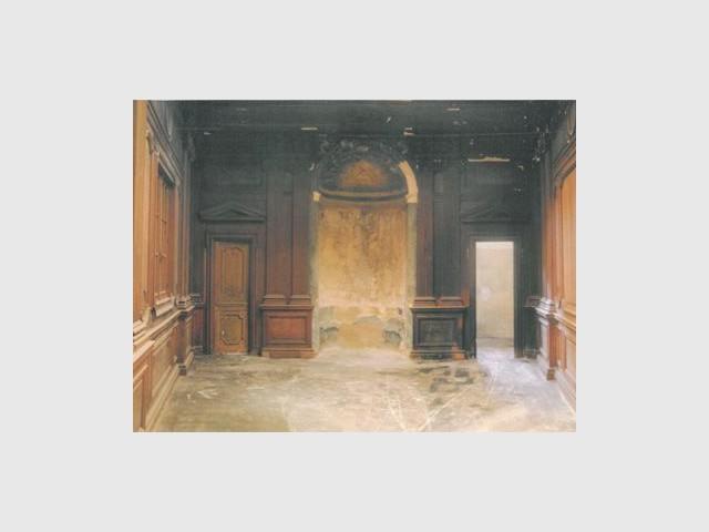 Oratoire - hôpital Royal Richaud Versailles