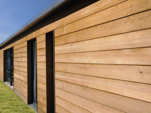 Bardage Red Cedar - Reportage rénovation porcherie