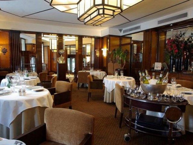 Restaurant Le Paris Lutetia
