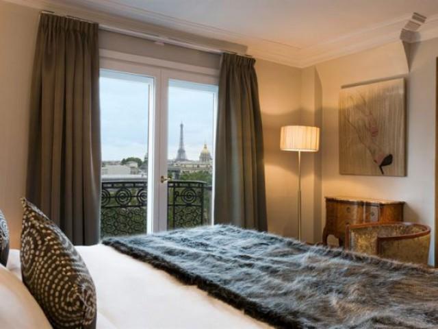Suite Parisienne Lutetia 2