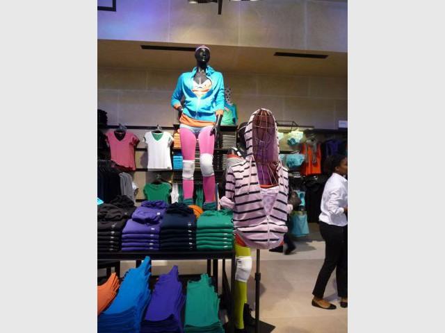 Corner sportwear