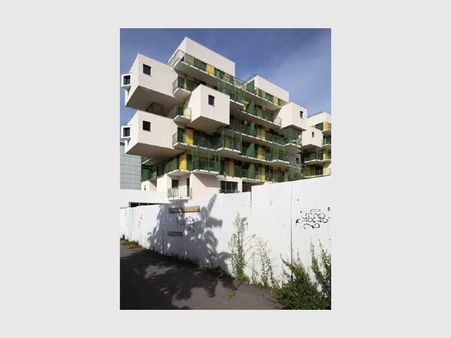 Cube - Koz architectes logements