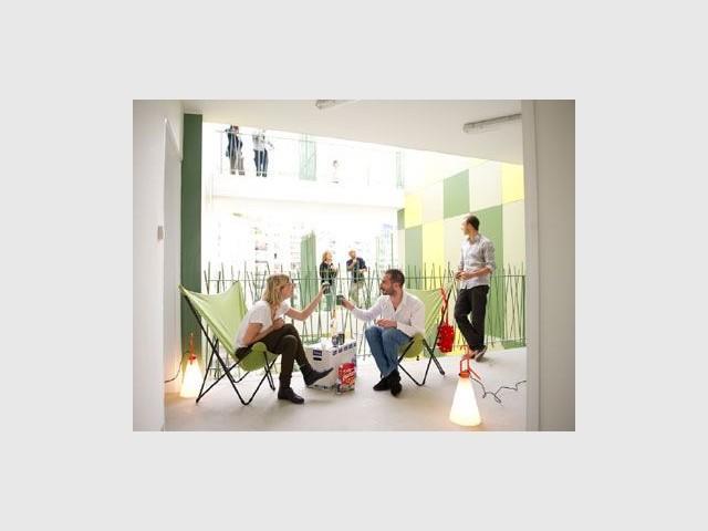 Tisser du lien  - Koz architectes logements